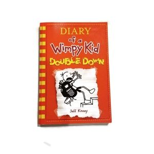 Diary of a Wimpy kid - Double Down - children book